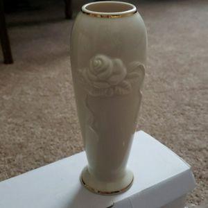 Lenox Rose Blossom vase